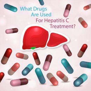 drugs used for hepatitis C treatment